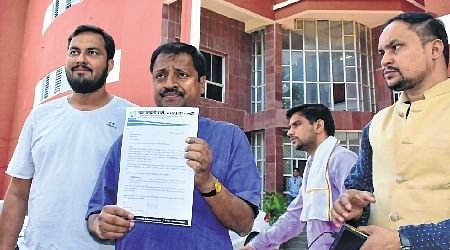 Bhopal: BJP using NaMo App for polls, alleges Aam Admi Party
