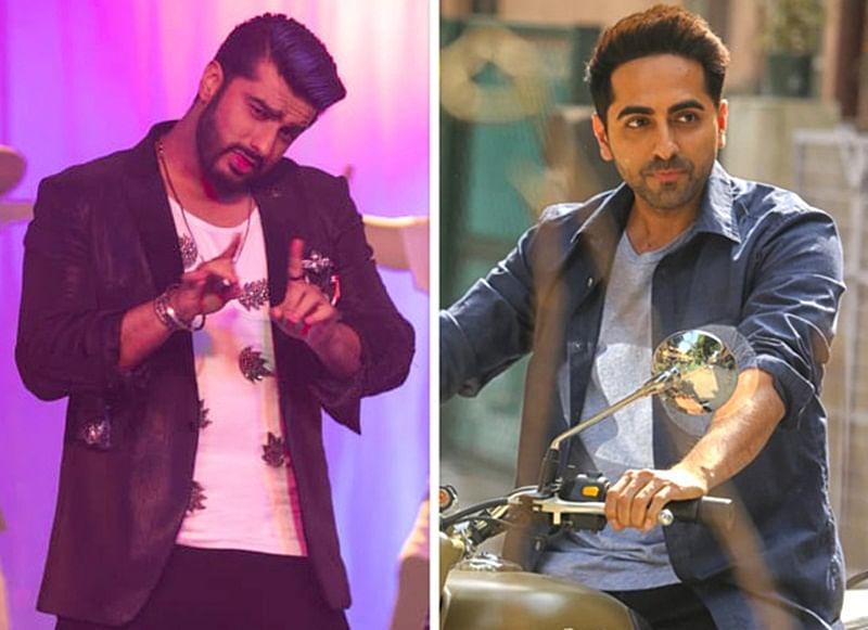 Arjun Kapoor's Namaste England and Ayushmann Khurrana's Badhaai Ho get a last minute preponement