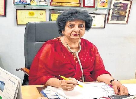 Dr Satinder Kaur Saluja: A symbol of woman empowerment