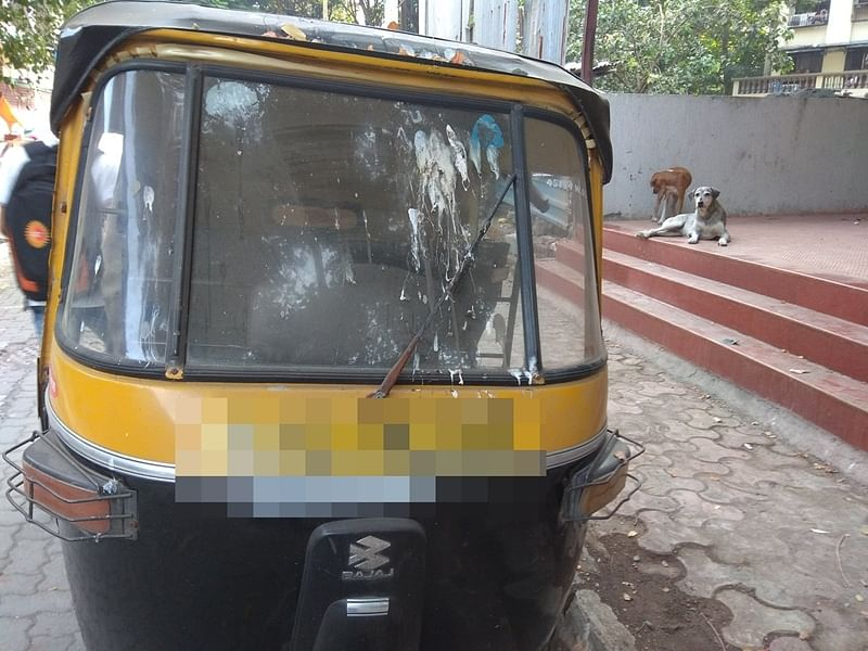 Mumbai: Three injured as fuel tank of auto-rickshaw explodes at petrol pump in Malad