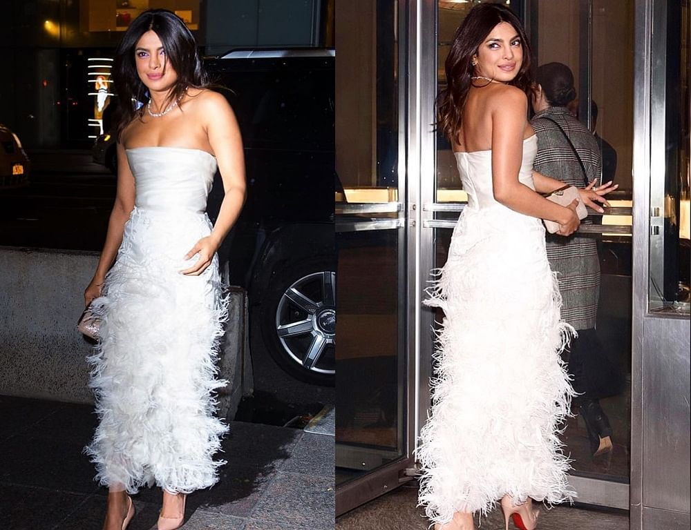 Priyanka Chopra's bridal shower outfit will cost you over Rs 4.3 lakh!