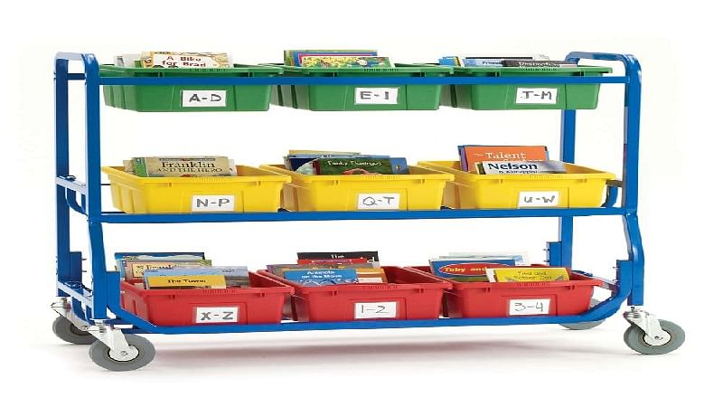 Mumbai: Central Railway's 'Library on Wheels' takes off from today