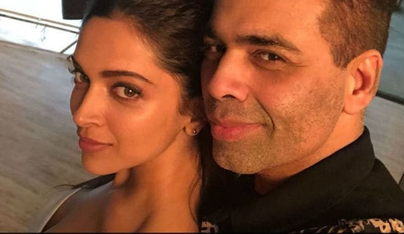 Say what! Deepika was the first and only one to know about Karan Johar's Kids