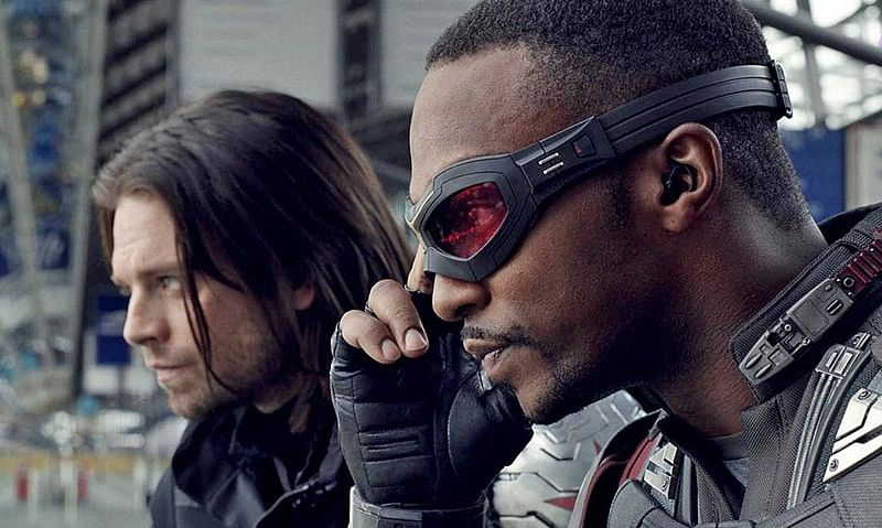 Marvel working on Falcon and Winter Soldier Limited Series with 'Empire' Writer