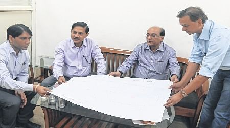 Bhopal: Renovation work  at railway station inspected