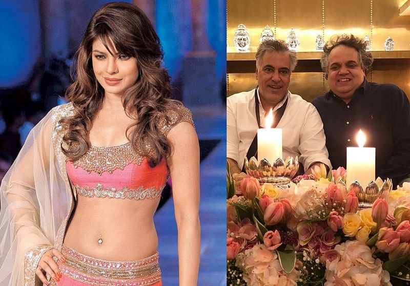 Priyanka Chopra meets Abu Jani-Sandeep Khosla for wedding lehenga; takes 6 hours to finalise it