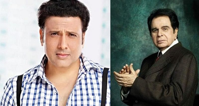 When Govinda left 25 films for Dilip Kumar; the reason will leave you stunned