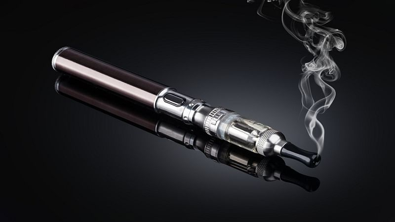 E-cigarettes are less riskier, says study