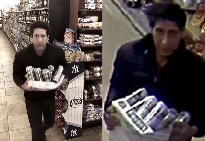 'Friends' actor David Schwimmer aka Ross' look-alike WANTED in England! See pic