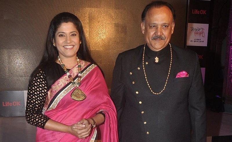 Alok Nath's Split Personality? Renuka Shahane reveals his Dr Jekyll-Mr Hyde side under the influence of alcohol