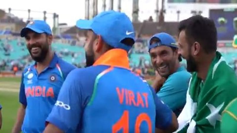 Shoaib Malik recalls moment when Virat, Yuvraj and him laughed while discussing funny dropped catch