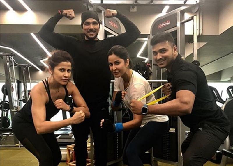 Wor-Kat! Get your weekend motivation by Katrina Kaif's workout pictures