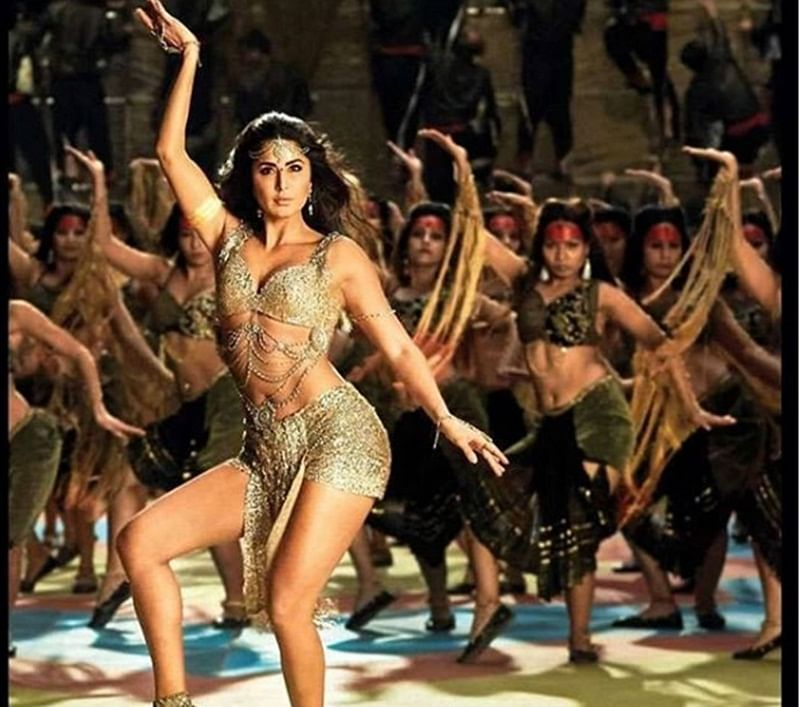 Manzoor-e-Khuda Teaser: Katrina Kaif is oozing oomph with her scintillating dance moves.