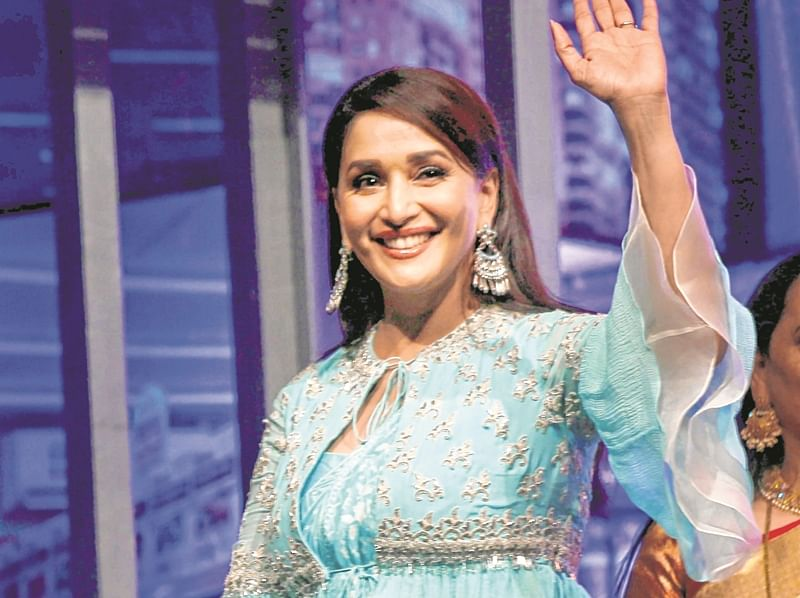 'Netflix is disrupting the system in India', says MadhuriDixit