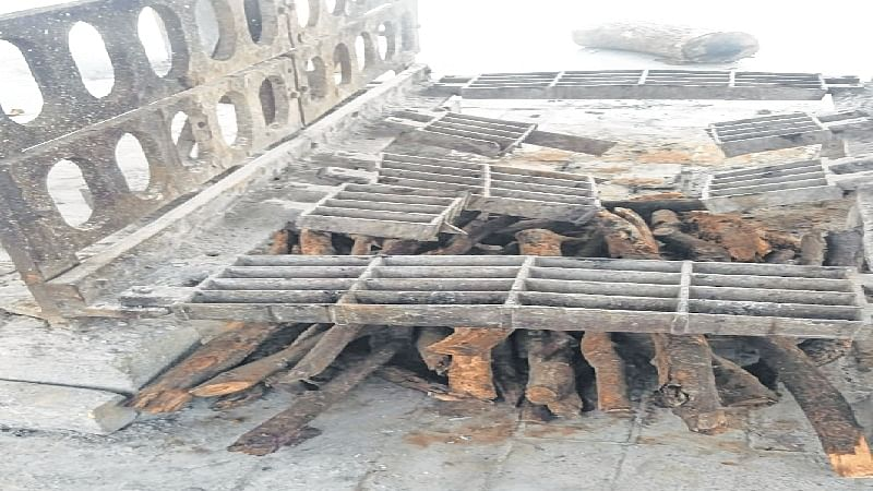 Mumbai: After spending lakhs, crematorium continues to paint a sorry picture