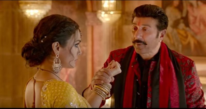 Bhaiaji Superhit trailer: Sunny Deol's fiery avatar, Preity Zinta's innocence makes for an interesting watch