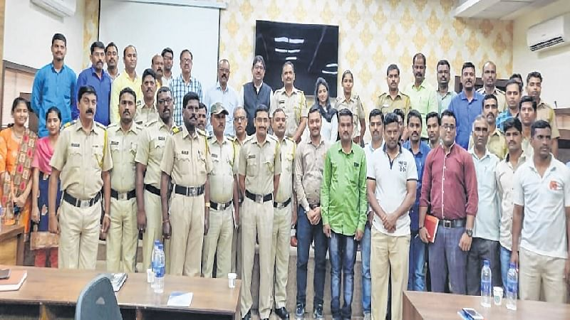 What's trending in cybercrime? Thane cops get a grounding