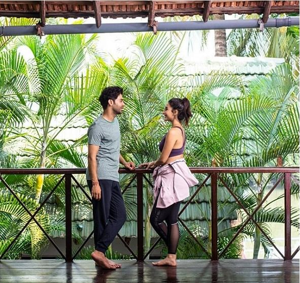 Go Goa Gone! Rajkummar Rao enjoys a romantic vacay with ladylove Patralekha
