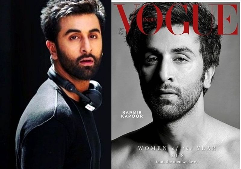 Netizens unhappy with Vogue featuring Ranbir Kapoor on 'Women of the Year' issue