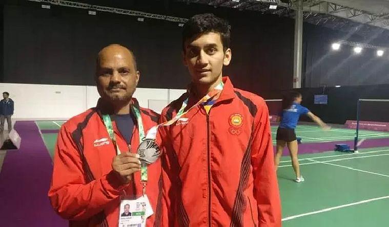 Shuttler Lakshya Sen bags silver in Youth Olympics