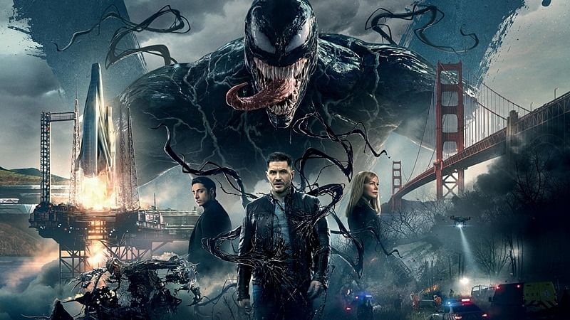 Spoiler Alert! Post credit scenes of Tom Hardy's Venom leaked online ahead of release