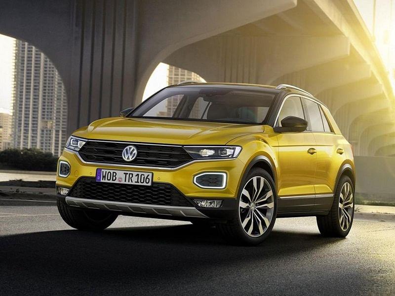 India-bound Volkswagen T-Cross To Debut In October