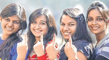 Indore: 19 constituencies see more women polling percentage