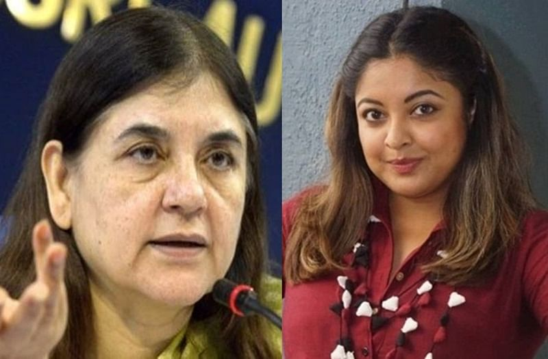 'Harassment of any kind will not be tolerated', Maneka Gandhi on Tanushree Dutta