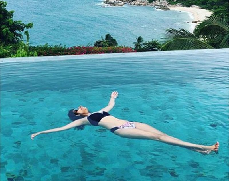 See bikini clad Parineeti Chopra on 'switch off' mode at an exotic vacay