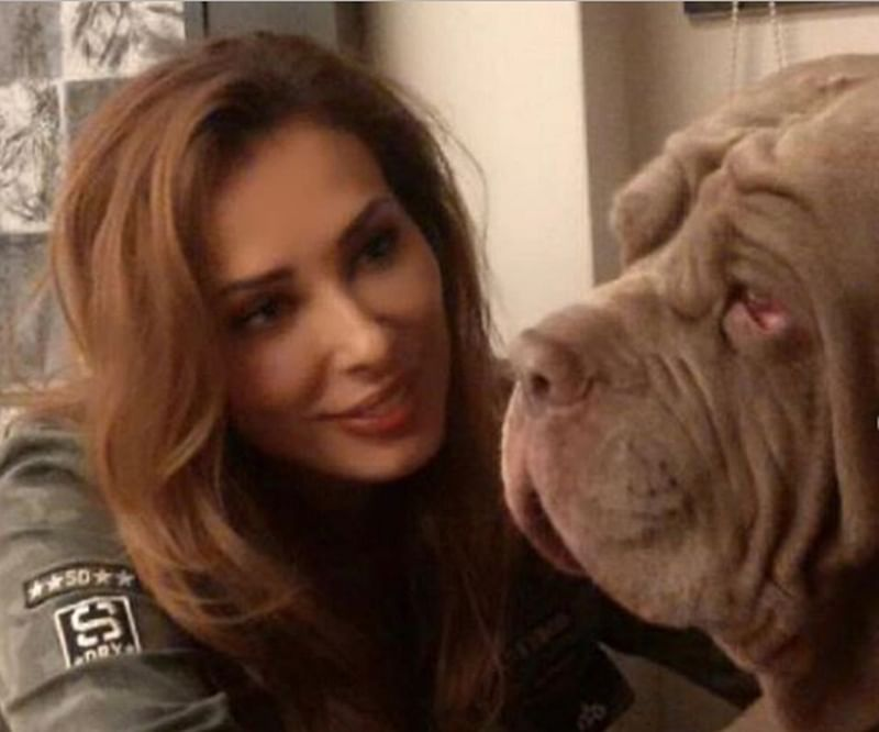 Iulia Vantur posts heartfelt message for Salman Khan's pet dog 'My Love'