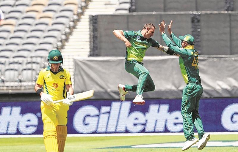 Loved when I bowled over a batsman, says Dale Steyn