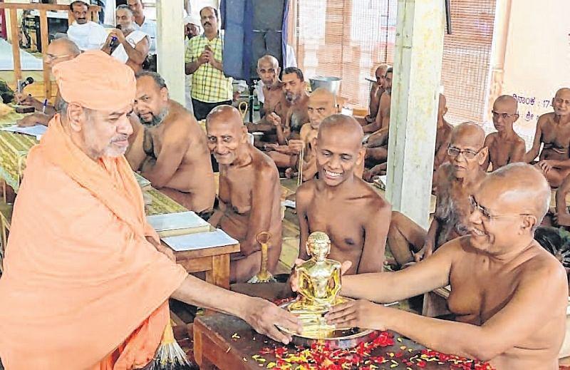 Foundation day of Mahavir Tapobhumi celebrated