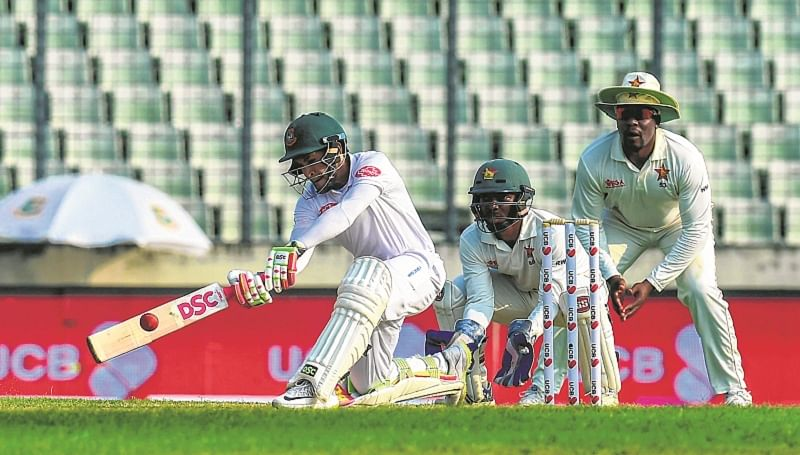 Bangladesh vs Zimbabwe 2nd Test Day 4 at Mirpur: LIVE Streaming, scorecard, when and where to watch in India