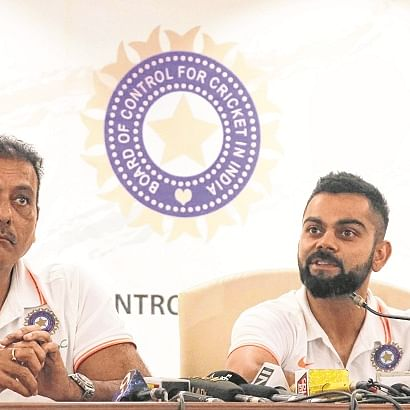 BCCI held conference call with Ravi Shastri and Virat Kohli to discuss Rohit Sharma's fitness: Report