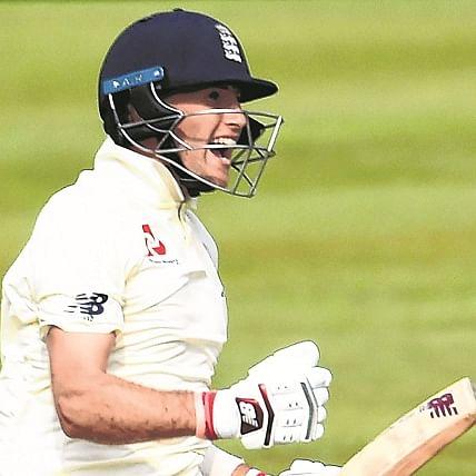 Captain Joe Root, Denly lead England's 2nd innings