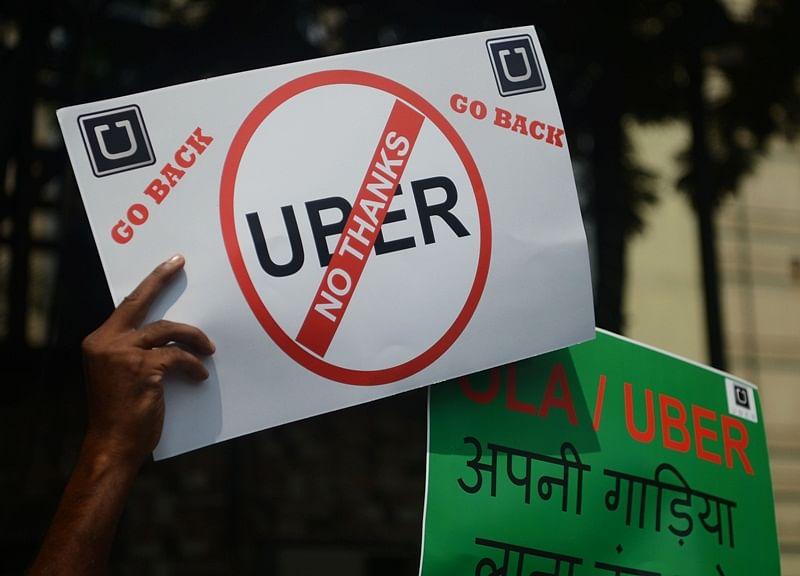 Mumbai: Ola, Uber drivers' strike enters 11th day; striking drivers join Meru