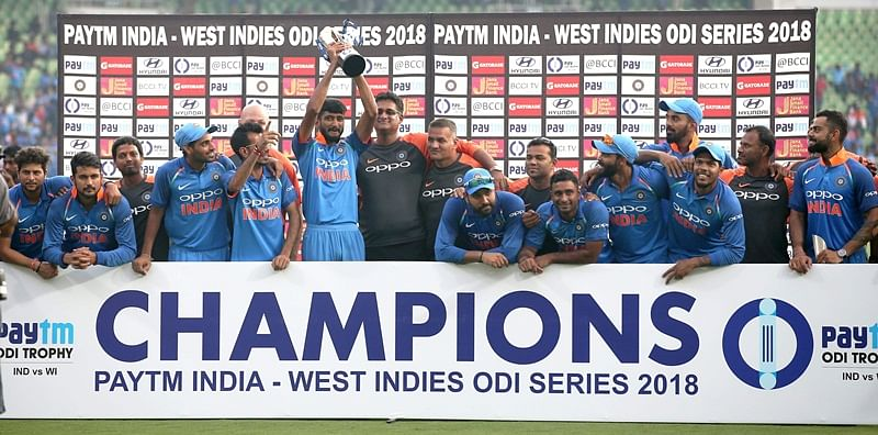 India vs West Indies 5th ODI: 5 statistical highlights of Team India's win over West Indies