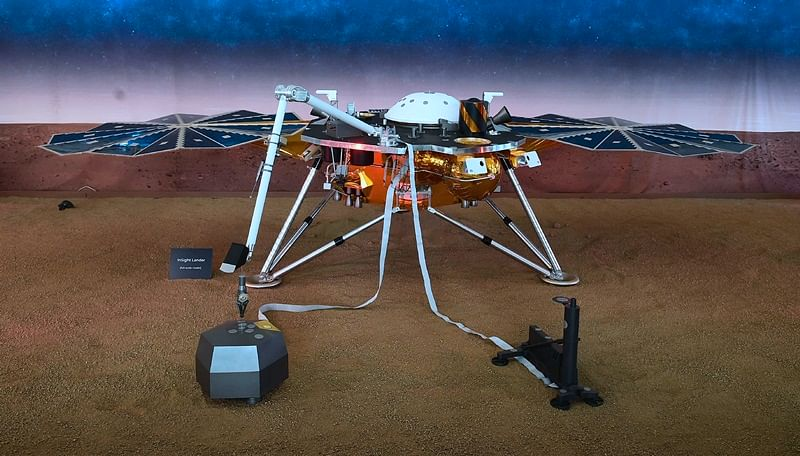 NASA's Mars CubeSat paves way for deep space probes