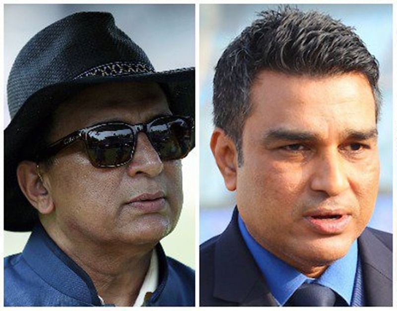 Sanjay Manjrekar disagrees with Sunil Gavaskar's view