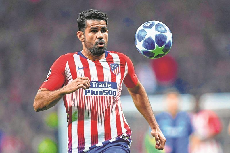 Diego Costa banned
