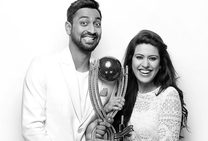 Love match! Krunal Pandya and Pankhuri Sharma: All-rounder proposed lady love with IPL trophy, and bowled her over