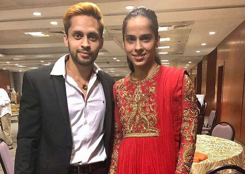 Love Match! Saina Nehwal and Parupalli Kashyap: A smashing love tale which began on the badminton court