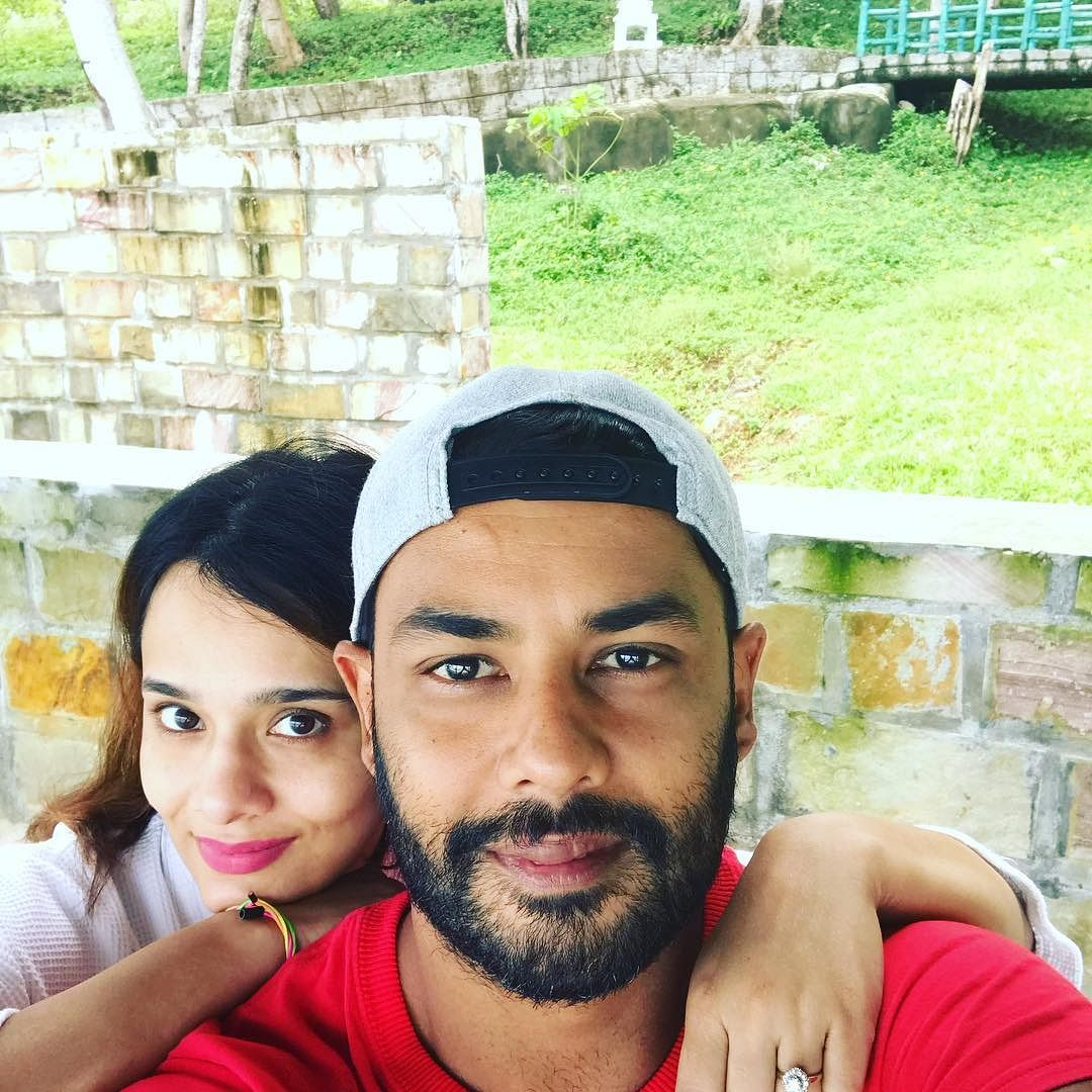Love Match: Stuart Binny and Mayanti Langer! How the all-rounder was stumped by the gorgeous anchor