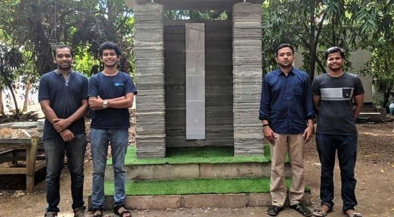 India's first 3D printed house may be build within a year