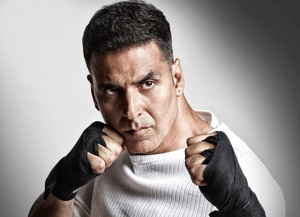 Say goodbye to Monday blues with Akshay Kumar's latest fitness video