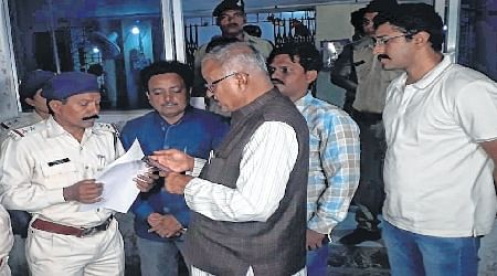 Indore: MP Chouhan lodges cop plaint over fake letter