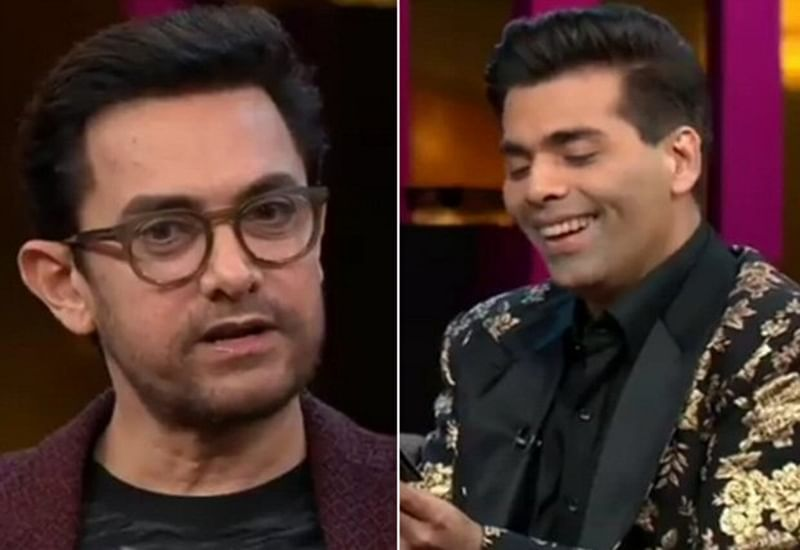Koffee With Karan 6: From honest take on MeToo movement to choosing SRK over Salman Khan, here are Aamir Khan's top 5 revelations