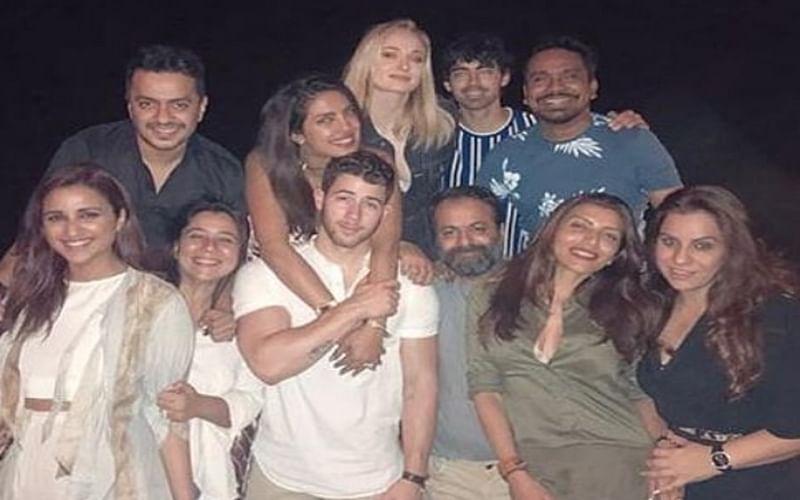 Alia Bhatt, Parineeti Chopra join Priyanka and Nick in welcome bash of Joe Jonas and Sophie Turner; see pics