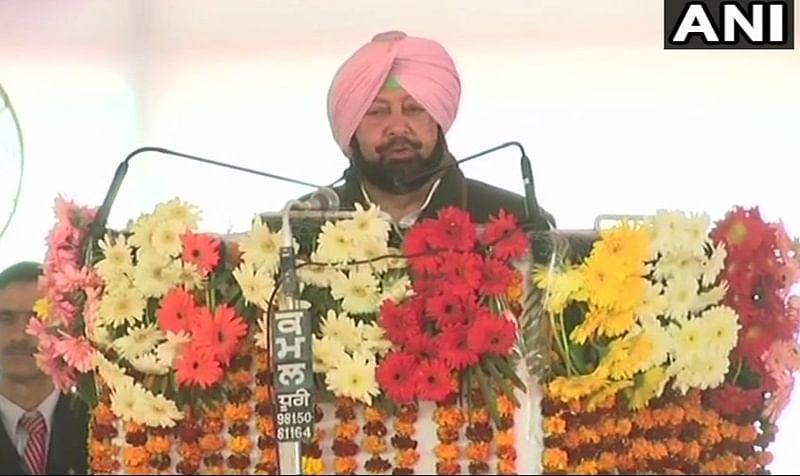 Punjab CM Amarinder Singh condoles demise of former Defence Minister George Fernandes