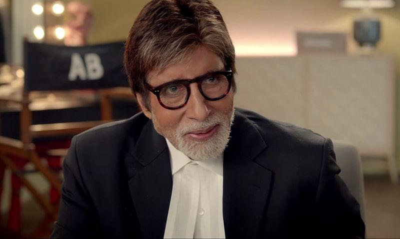 Amitabh Bachchan starrer 'Jhund' gets release date
